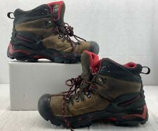 0b58f3f56f8 KEEN Utility Men s Pittsburgh Steel Toe Work Boot 1007024 Bison Size ...