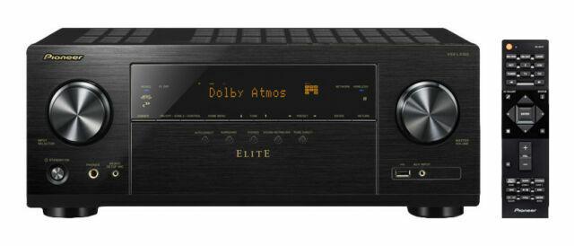 Pioneer Elite VSXLX103 7.2-Channel AV Receiver