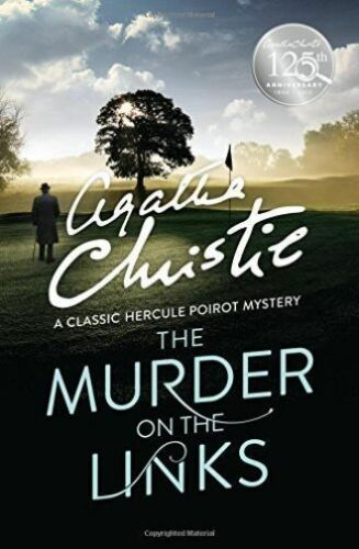 1 of 1 - Poirot - the Murder on the Links-ExLibrary