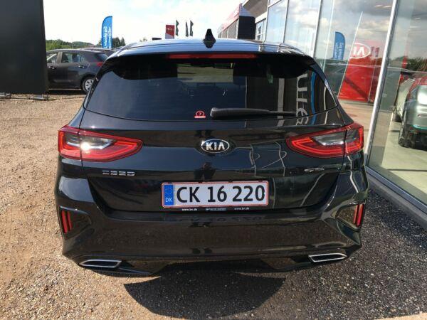 Kia Ceed 1,6 CRDi 136 GT-Line DCT - billede 4