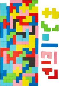 Pequeno-pie-Tetris-Juego-Rompecabezas-De-Madera-Juguete-de-Madera-chidlrens-114-piezas-Jigsaw