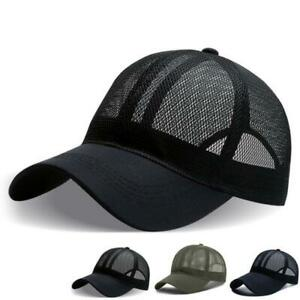 Unisex-Full-Mesh-Baseball-Cap-Quick-Dry-Cooling-Sunscreen-Sports-Snapback-Hat