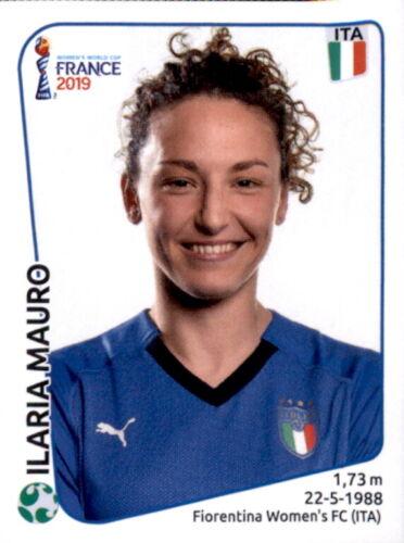 Ilaria Mauro Panini Frauen WM 2019 Sticker 210 Italien