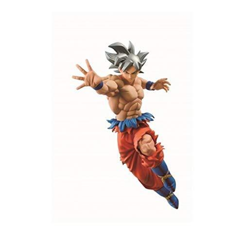 Son Goku Goku Goku Ultra Instinct Dragon Ball Super Battle Figure - BANPRESTO - NEW  NSF3 496005