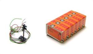 ARNOLD 7600 Hauptsignal Licht rot und grün für Spur N 1:160