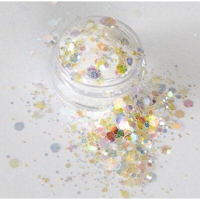 Beautiful Cosmetic Festival Glitter Starship
