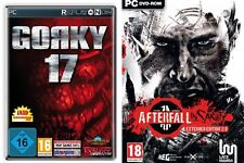 Afterfall Insanity Enhanced Edition & goryy 17    new&sealed