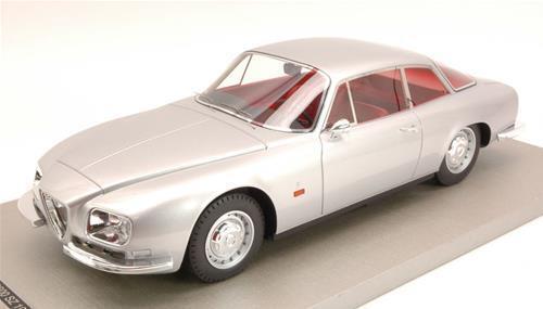 Alfa Romeo 2600 Sz (Sprint Zagato) 1965 Lim.Pcs 70 1:18 Tecnomodel TMD1813D