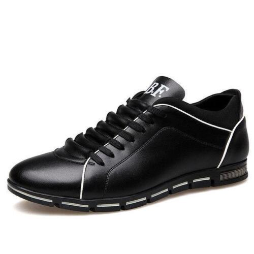 LUXE Chaussures En Cuir Hommes Mocassins Homme Tennis Masculino Zapatos Hombre footear 13