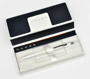 CROSS-CLICK-PEARLSCENT-WHITE-AT0625-3-GEL-INK-ROLLERBALL-PEN