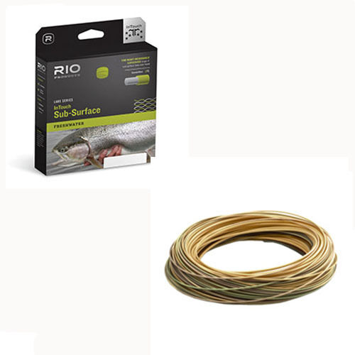 Rio InTouch Midge Tip Long Fly Line wFree Shipping in US