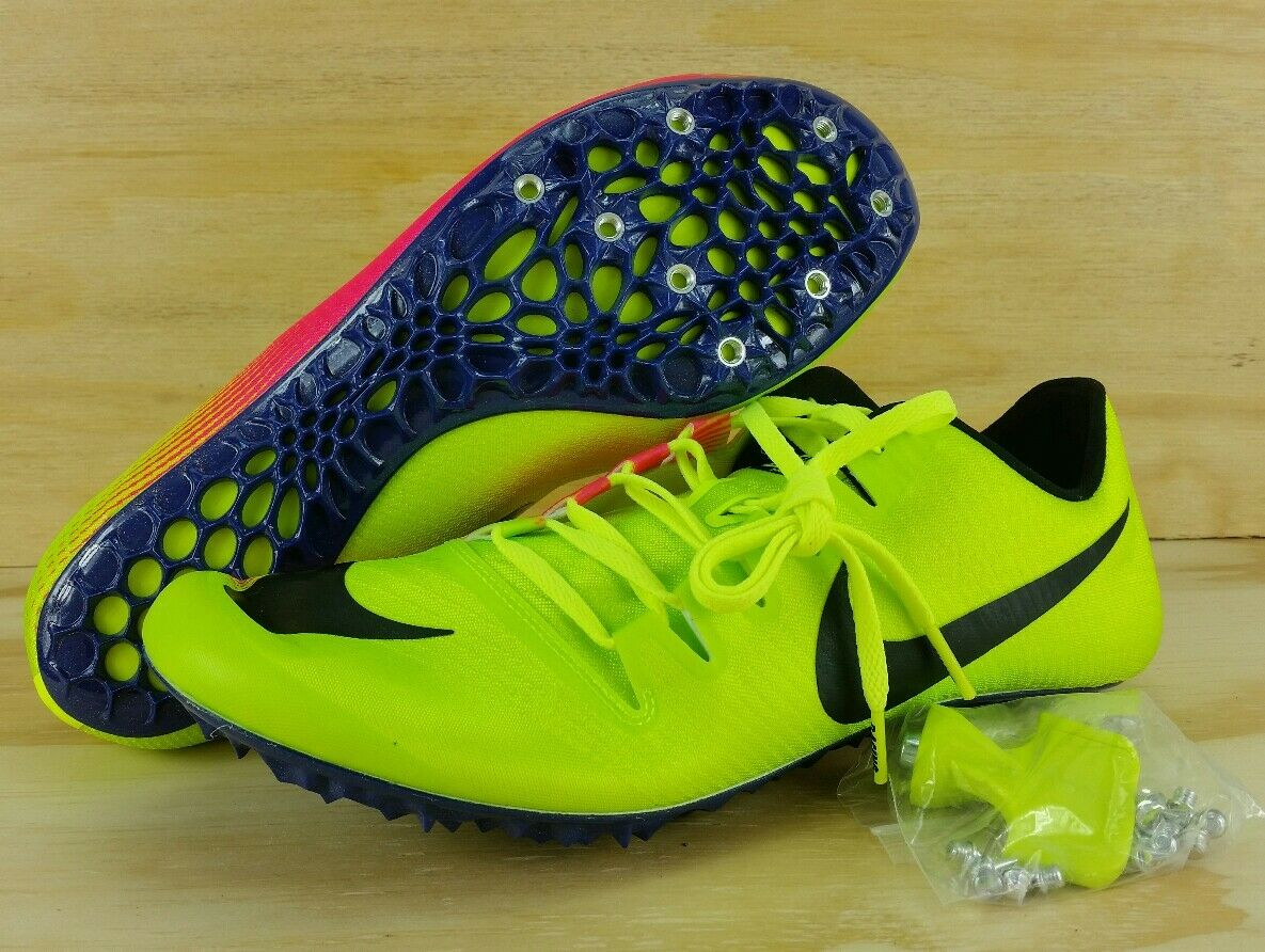 Nike Zoom JaFly 3 OC Rio Track Spikes 882032-999 Mens Size 11 Includes Spikes