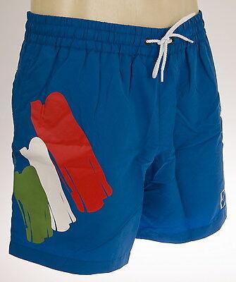 Boxer mare shorts beachwear EMPORIO ARMANI 211118 4P429 T.54/XXL 05933 PERIWINK