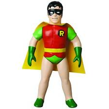 "Medicom DC Comics Originals Sofubi Retro 10"" Soft Vinyl Action Figure Robin"