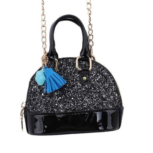 Girls Sweet Simple Style Travel Handbag Shoulder Bag Mini Messenger Bag LG