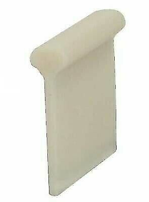 JR Products 81285 Type C Curtain Sew-In Tabs 14pk