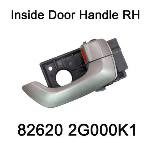 New Genuine Inside Door Handle Right RH Chrome 826202G000K1 For Kia Optima 06-08