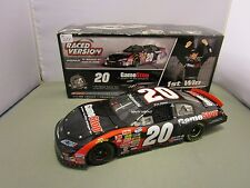 ACTION 1/24 JOEY LOGANO #20 GAME STOP 2008 TOYOTA CAMRY FIRST WIN USED *READ*