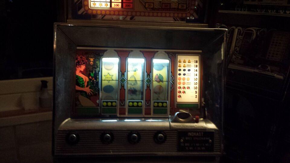 Gold Gambler, spilleautomat, God