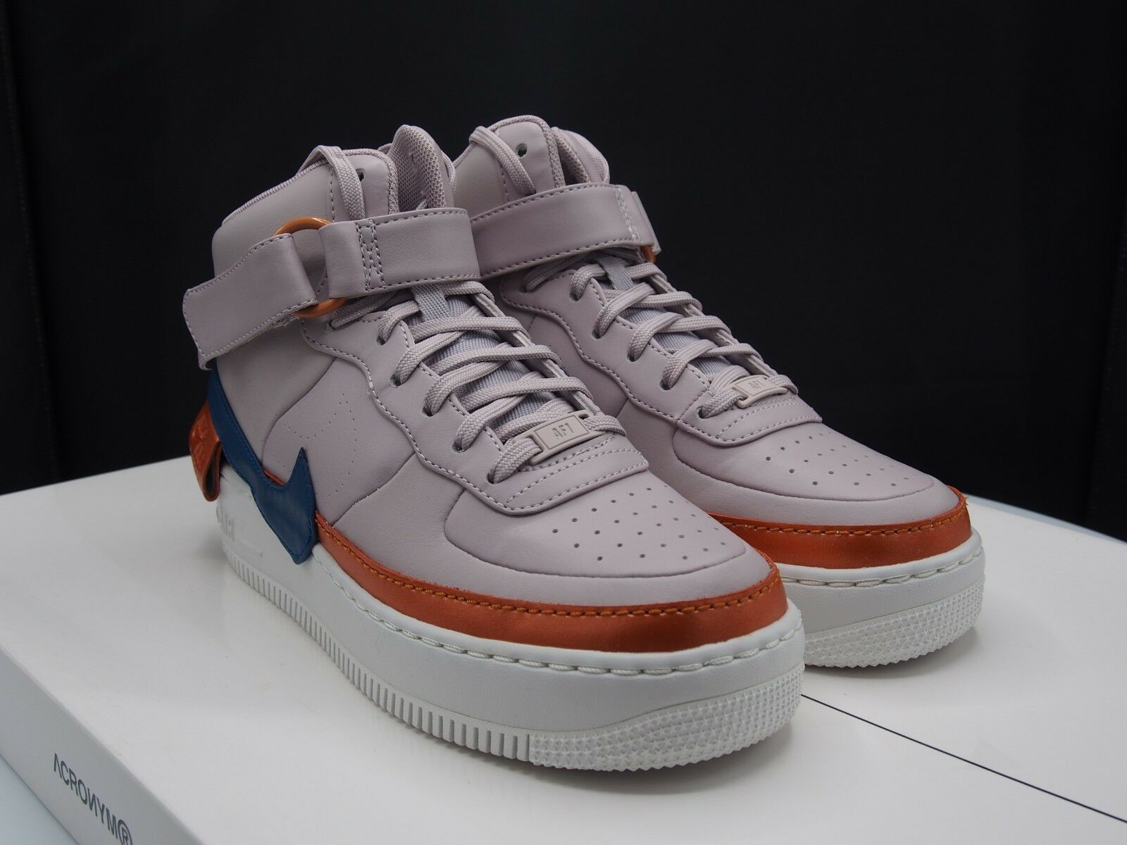 Women's Nike AF1 Jester High XX Re-Imagined Off-White AR0625-500 Size 9 US