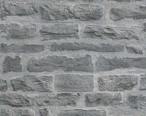 AS Creation Vliestapete Mauer und FugenBest of Wood and Stone 2.0 ver Farben