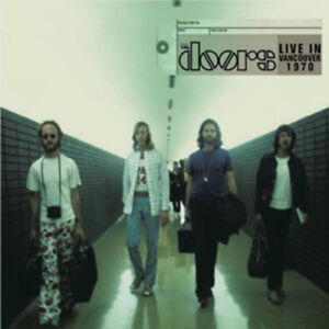 The-Doors-Live-in-Vancouver-1970-CD-2010-NEW