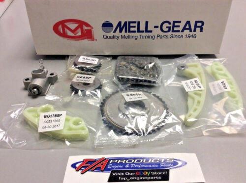 GM DOHC Ecotec 2.0 2.2 2.4 Liter Engines Balance Shaft Chain Kit Melling 3-4202S