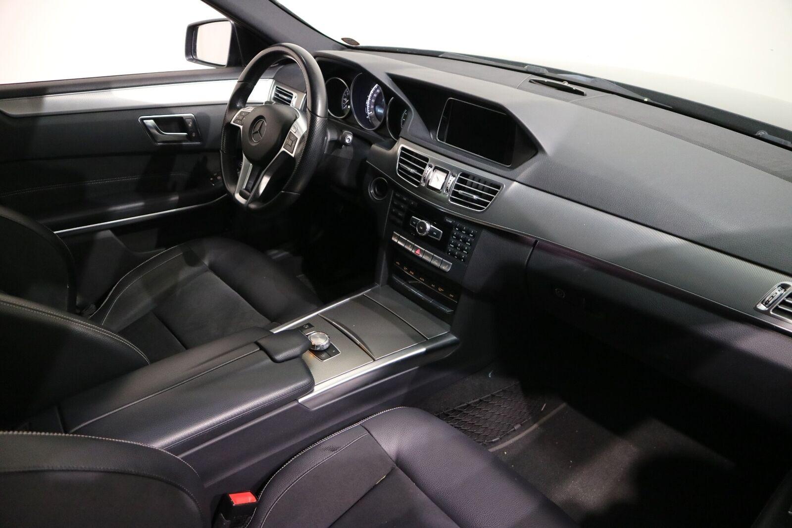 Mercedes E220 2,2 CDi Avantgarde AMG stc. aut. - billede 6