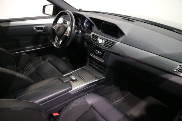 Mercedes E220 2,2 CDi Avantgarde AMG stc. aut. billede 6
