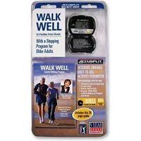 Accusplit Walk Well Activity Wellness Program Aas465