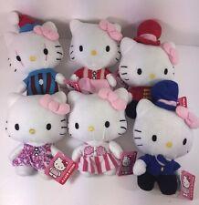 "Hello Kitty Big Top Circus 6"" Set Of 6 Plush Toy (FR-LIC)"