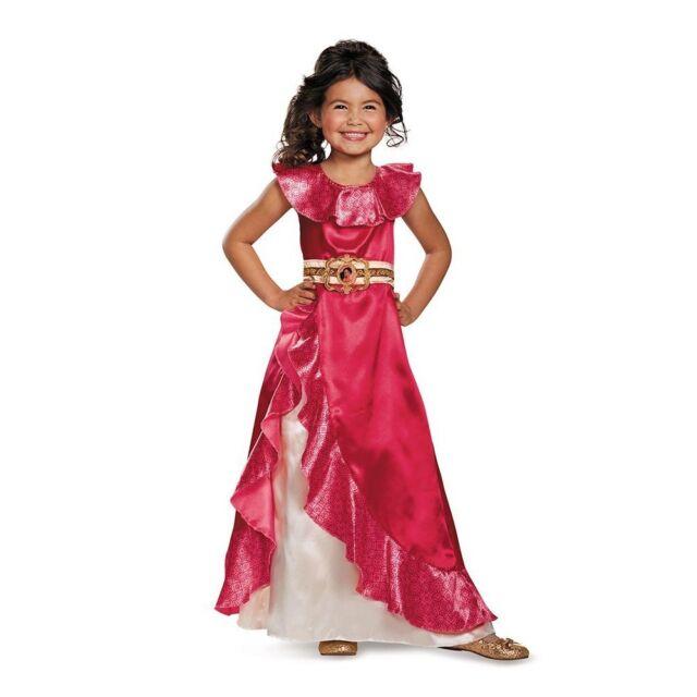 Disney Elena of Avalor Costume Shoes for Kids Multi