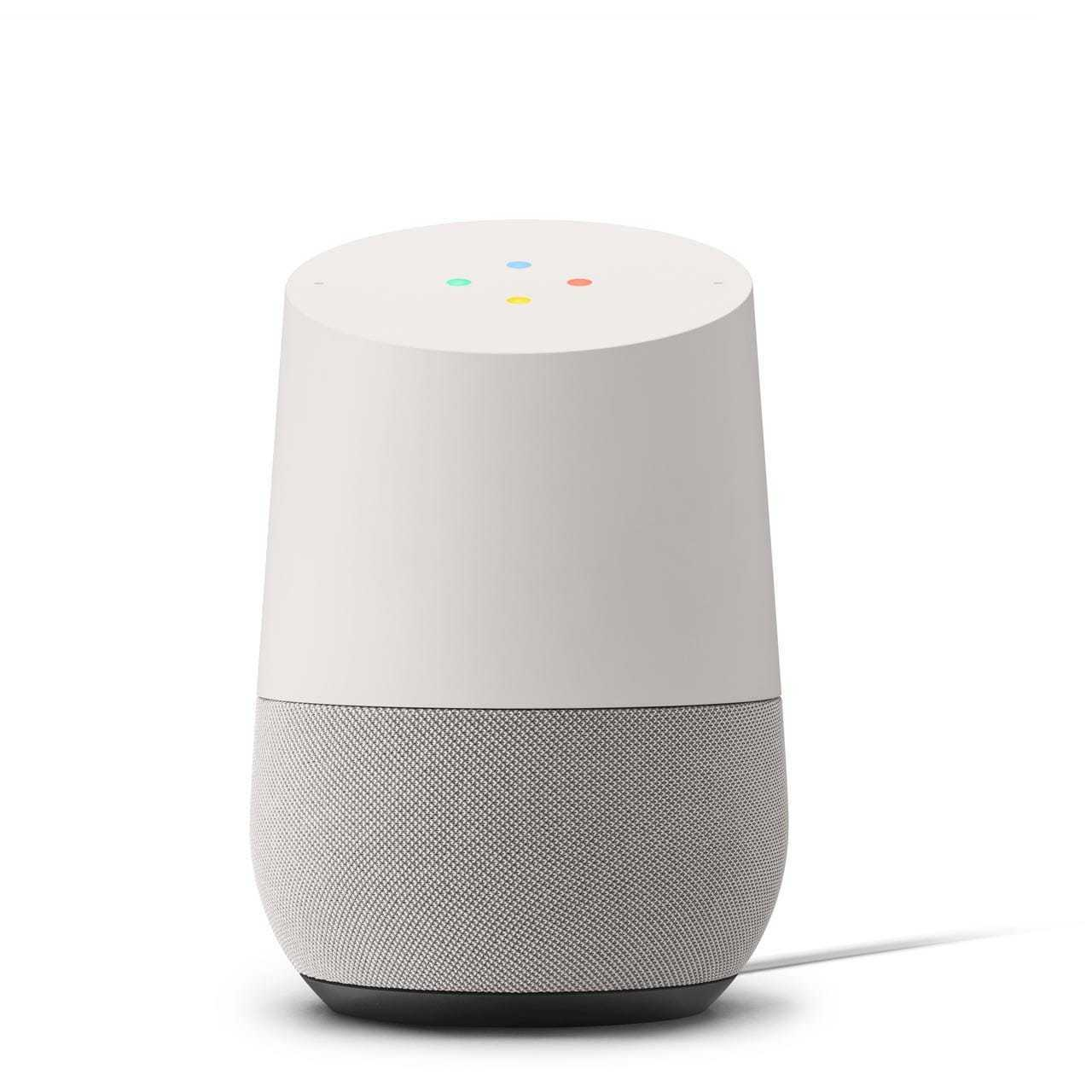 Google Home Smart Speaker With Google Assistant Weiß BRAND NEW & SEALED