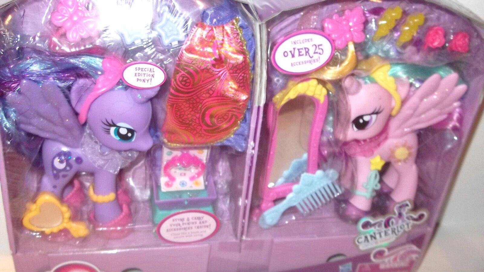 VER 2. My Little Pony Celestia & Luna Luna Luna Canterlot MLP Target XCLSV 6  Fashion MLP 3a6c57