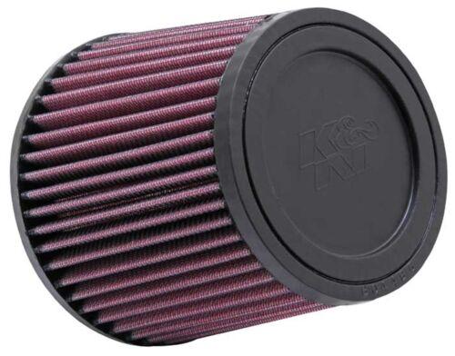 "4/"" Inlet//5/"" Long//5.375/"" Diameter K/&N Filters RU-2520 Universal Cone Air Filter"