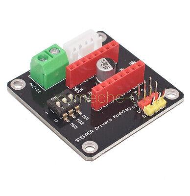 10pcs DRV8825//A4988 42CH Stepper Motor Driver Expansion Board For 3D Printer
