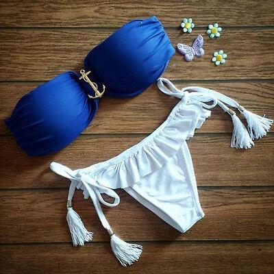 New 2015 Women Swimsuits Bathing Suit Push Up Bikini Brazilian Swimwear Triangle