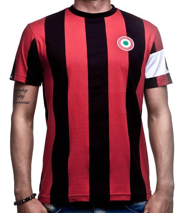 Copa Milan Capitano T-Shirt NEU NEU NEU 45132 8fb474