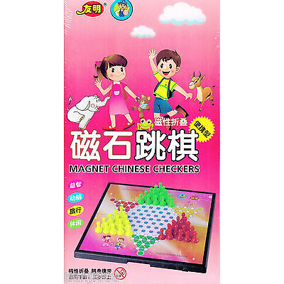Travel Magnet Chinese Checkers