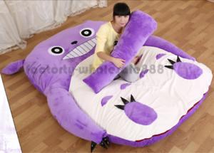 Totoro Bed Sleeping Bag Pad Cute