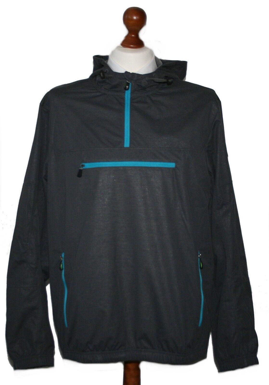 Hugo Boss 50284776 Dark grau Sannok Kapuzen Sweatschirt Pullover Gr.L & XL