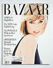 Harper's Bazaar Feb 1994  Linda Evangelista on the cover ***Naomi Campbell***