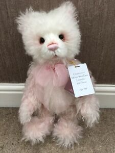 Charlie Bears Mohair Year Bear 2019 L/E 496 Of 600