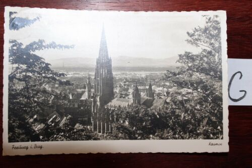 Postkarte Ansichtskarte Baden-Württemberg Freiburg Begs Kosmos