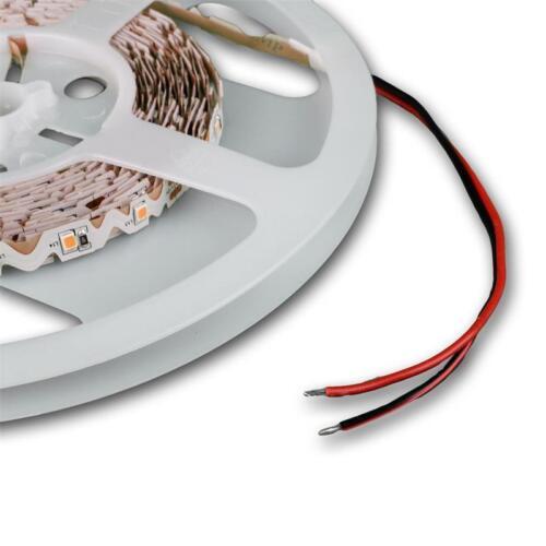 Winkel//Radius gezackt flex Stripe 5m SMD Lichtband 11,96€//m 60LED//m warmweiß
