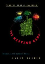Puffin Modern Classics: The Westing Game by Ellen Raskin (2004, Paperback)