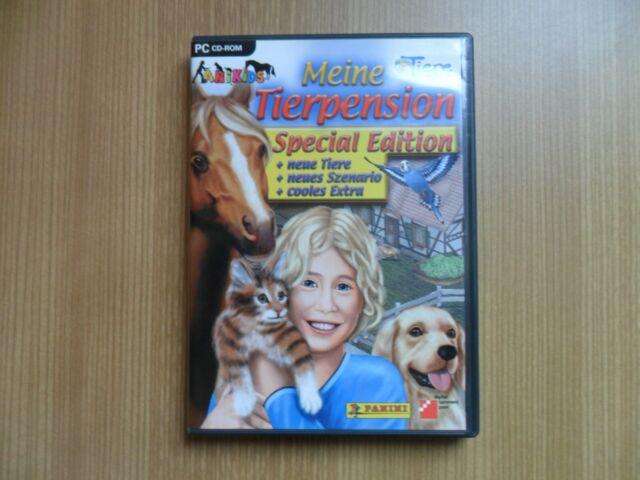 (PC) - MEINE TIERPENSION - SPECIAL EDTION