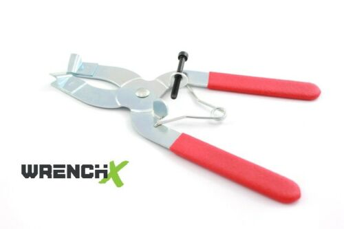"""Wrench-X Adjustable Piston Ring Installer Remover Tool 3//64/"""" to 1//4/"""" Thick"""