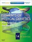 Emery's Elements of Medical Genetics : With STUDENT CONSULT Online Access by Peter D. Turnpenny and Sian Ellard (2011, Paperback)