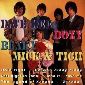 Dave-Dee-Dozy-Beaky-Mick-amp-Tich-Same-compilation-14-tracks-CD